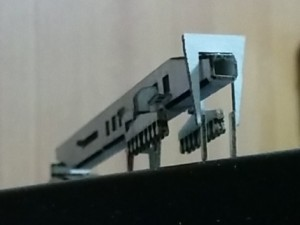 流動式架橋機